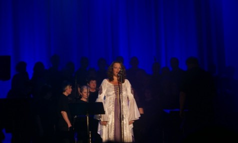 Solist: Irene Hansson