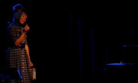 Eva-Britt ber om en sista dans