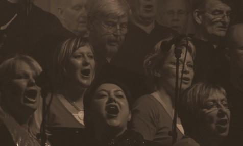 Högtryck i sopranstämman