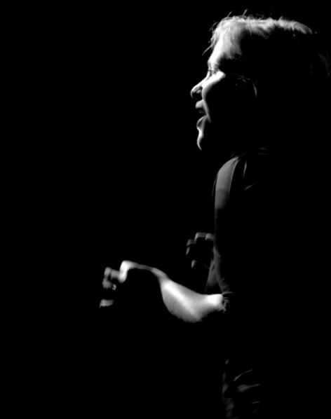 Dirigent Sara i aktion