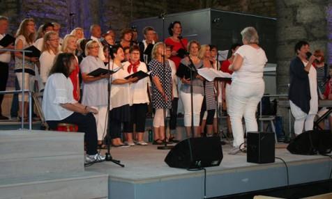 Konsert St Nicolai Kyrkoruin