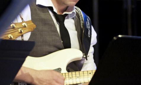 Gitarristen Johan
